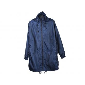 Куртка ветровка женская синяя батал, XXXL