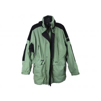Куртка мембранная мужская зеленая REGATTA, XL