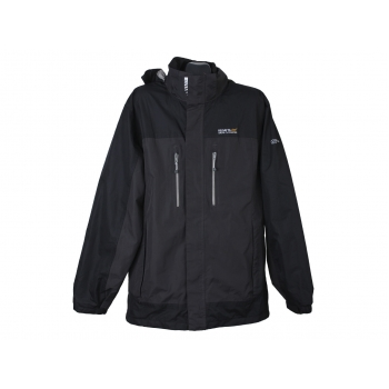 Куртка мембранная мужская черная REGATTA ISOTEX, XL