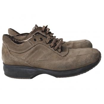 Ботинки замшевые женские BARRAGE 38 размер