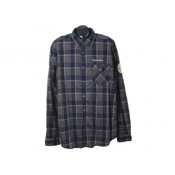 Рубашка в клетку мужская ESPRIT, 3XL