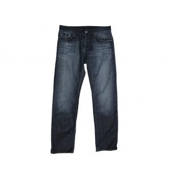 Джинсы мужские синие HUGO BOSS W 34 L 36
