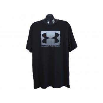 Футболка мужская черная UNDER ARMOUR, XL