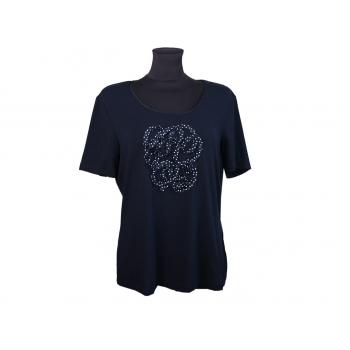 Блуза женская синяя GERRY WEBER, XL