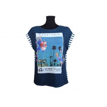 Блуза женская с принтом EDC by ESPRIT, XL