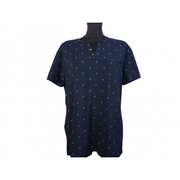 Блуза женская синяя ANDRID, 3XL