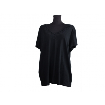 Блуза женская с кружевным декольте BANANA REPUBLIC, 3XL