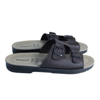 Мужские кожаные сандалии MAGNUS 44 размер