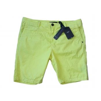 Шорты мужские желтые BRUNOTTI W 40
