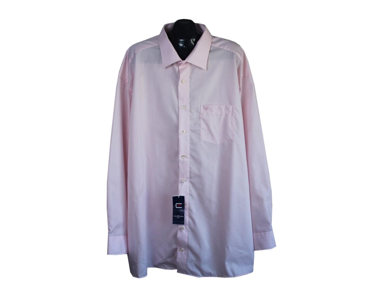 Рубашка мужская розовая CASA MODA, 6XL