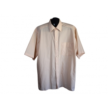 Рубашка мужская однотонная LUXOR OLYMP, XXL