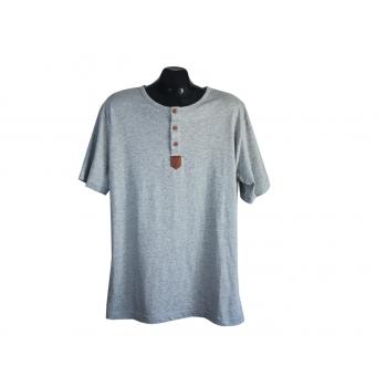 Мужская серая футболка RESERVE, L