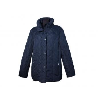Куртка демисезонная женская синяя DESIGNER, XXXL
