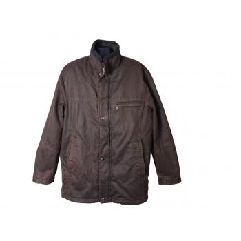 Куртка демисезонная мужская коричневая QUATTRO, XL