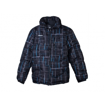 Куртка зимняя мужская с капюшоном EQUIPMENT, XL
