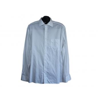 Рубашка белая мужская ETERNA MODERN FIT, L