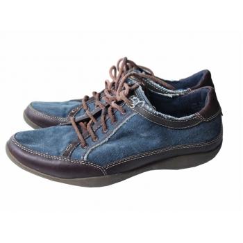 Туфли женские джинсовые TIMBERLAND 37 размер