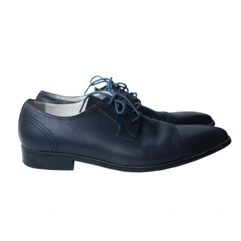 Мужские кожаные туфли PEDRO 42 размер
