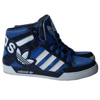 Кроссовки мужские синие кожаные ADIDAS 41 размер