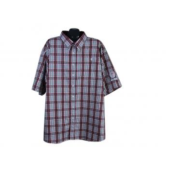 Рубашка в клетку мужская CALIBERWEAR, 4XL