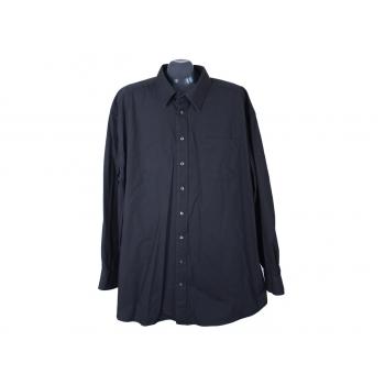 Рубашка мужская черная CANDA FINEST TAILOR, 5XL