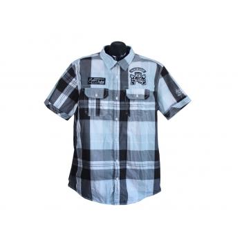 Мужская рубашка в клетку ECKO UNLIMITED, L
