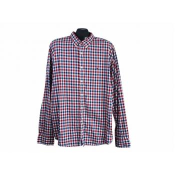 Рубашка мужская в клетку TOMMY HILFIGER NEW YORK FIT, XL