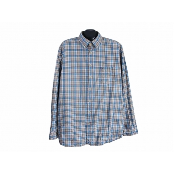Рубашка в клетку мужская BRAX FEEL GOOD, 3XL