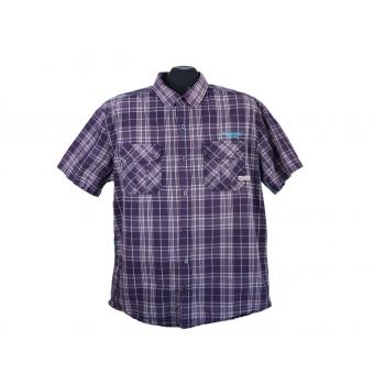 Рубашка мужская в клетку SHINE, L