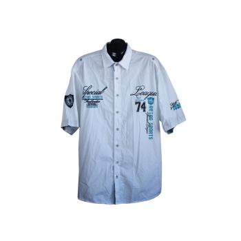 Рубашка белая мужская CANDA, 4XL