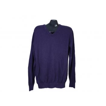 Пуловер фиолетовый мужской CUBUS, L