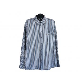 Рубашка в полоску мужская CAMEL ACTIVE, 3XL