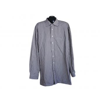 Рубашка мужская в полоску ETERNA EXCELLENT, 3XL