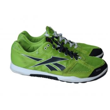 Кроссовки мужские зеленые REEBOK DURAGRIP 45 размер