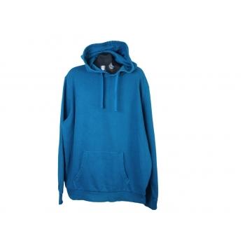 Толстовка с капюшоном синяя мужская BASICS by C&A, XXL