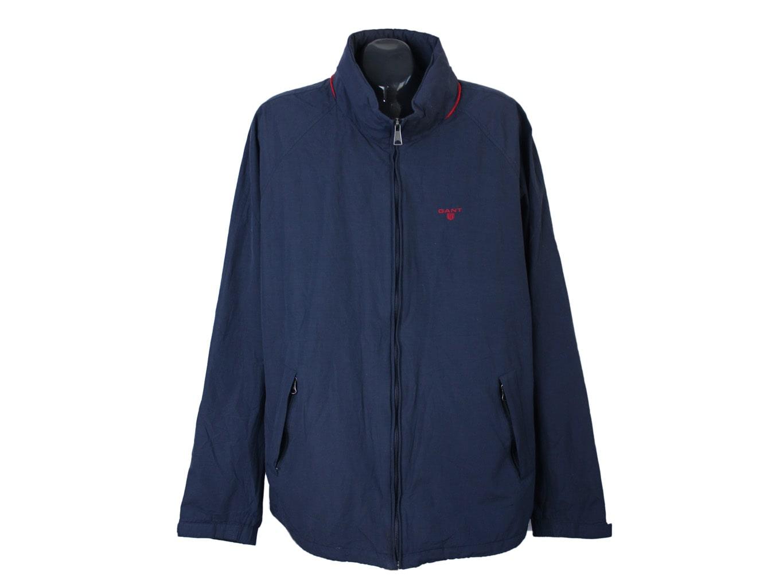 Куртка демисезонная синяя мужская GANT AMERICAN SPORTWEAR, XL