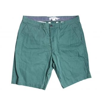 Шорты зеленые мужские L.O.G.G by H&M W 38