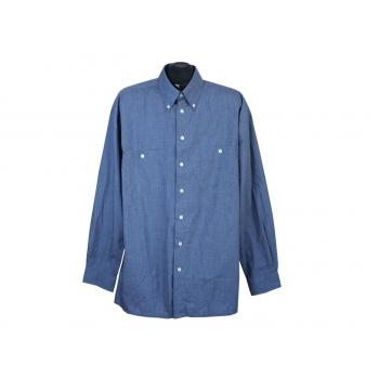 Рубашка синяя мужская LE FROG CASUAL, XL