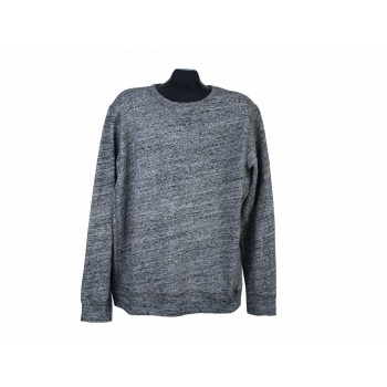 Свитшот серый меланж мужской JACK & JONES, XL