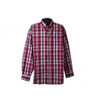 Рубашка красная в клетку мужская A.W DUNMORE, 3XL