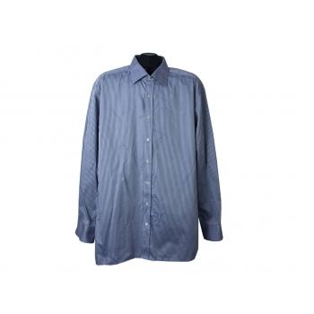 Рубашка в голубую полоску мужская ETERNA REDLINE, XL