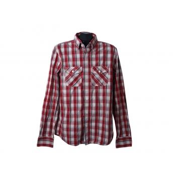 Рубашка в клетку мужская SUPERDRY, М