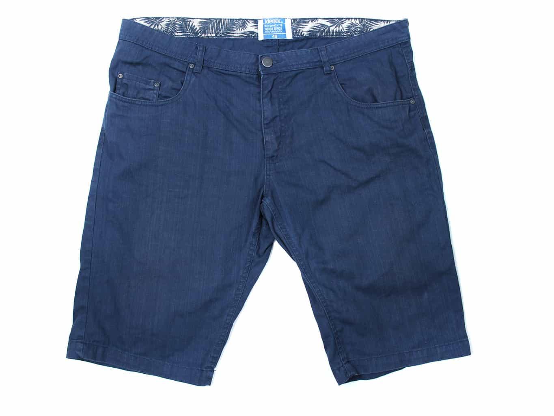 Шорты джинсовые синие мужские IDENTIC INDIGO BEACH W 42