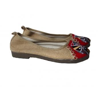 Туфли тканевые женские 36 размер