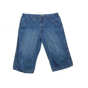 Шорты длинные джинсовые мужские MENS FASHION PREGO W 38