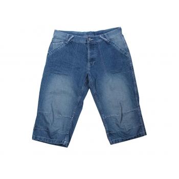 Шорты длинные джинсовые мужские JEANS WEAR OKAY W 36