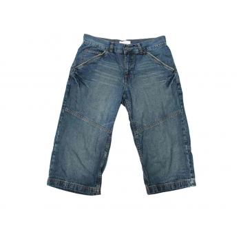 Джинсовые длинные мужские шорты J.F.GEE W 32