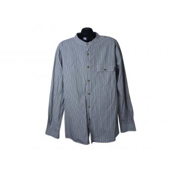 Рубашка мужская с воротником стойка ATLAS FOR MEN, XL
