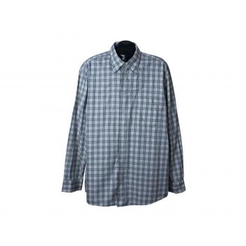 Рубашка в клетку мужская GINO LOMBARDI, XXL