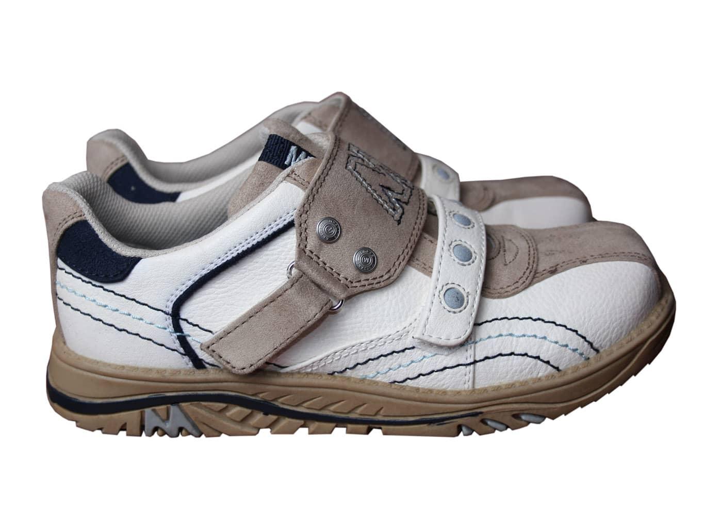 Туфли кожаные спортивные женские MUSTANG 37 размер